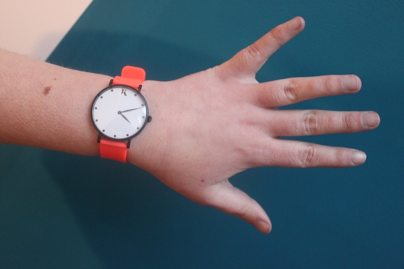 Sustainable product: Ksana Watches