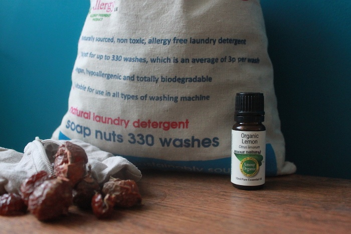 Plant based cleaning- Alternative to washing powder