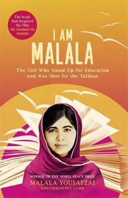 I am Malala book front cover