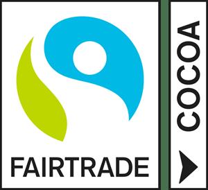 Fairtrade cocoa logo